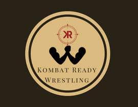 #3 for Kombat Ready Westling Logo Design by nurshadiaashikin