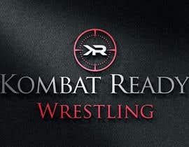 Nro 166 kilpailuun Kombat Ready Westling Logo Design käyttäjältä dksagor010
