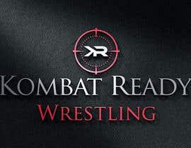 Nro 173 kilpailuun Kombat Ready Westling Logo Design käyttäjältä dksagor010
