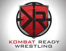 #11 for Kombat Ready Westling Logo Design by jangarlotan
