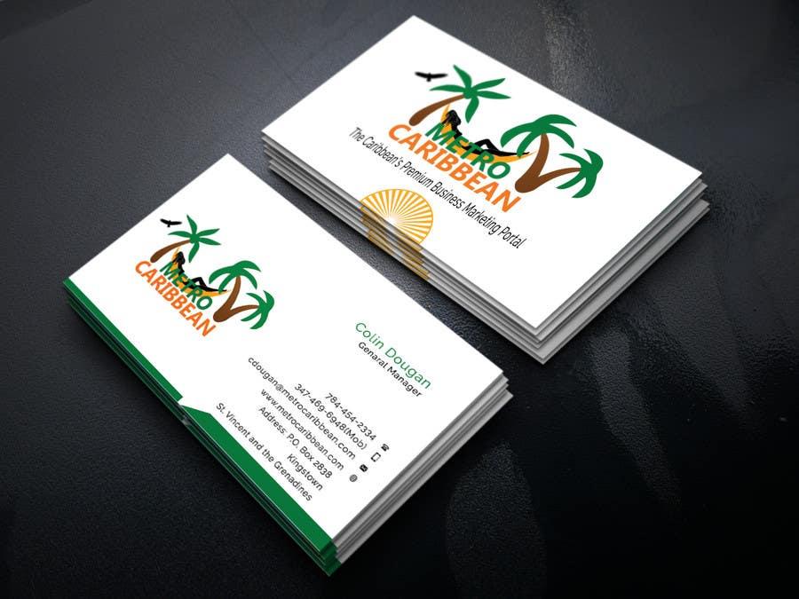 Proposition n°218 du concours Design some Business Cards