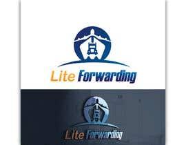 nº 4 pour Diseño de un logotipo empresa de logistica par martnavia