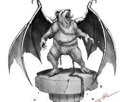 #30 para Illustrate Gargoyle/Bear de zuart
