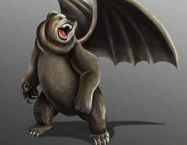 #6 for Illustrate Gargoyle/Bear by francored