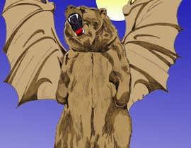 #11 for Illustrate Gargoyle/Bear by Raymondbrumant