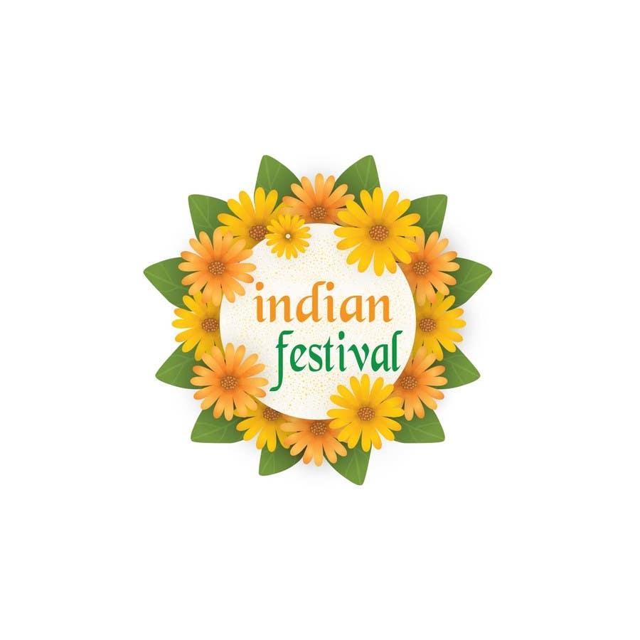 Proposition n°6 du concours create a logo/brand for a festival