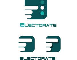 nº 99 pour Design a Logo for Electorate par moskovtes