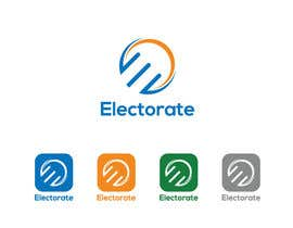 #66 for Design a Logo for Electorate by StudioTech