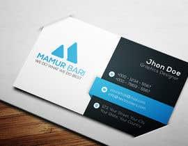 #18 for Business Card/logo Design by mhtushar322