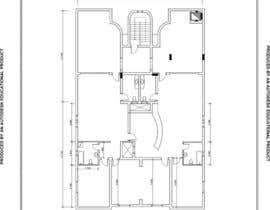 nº 15 pour Improving Floor Plan par enghayamsaid