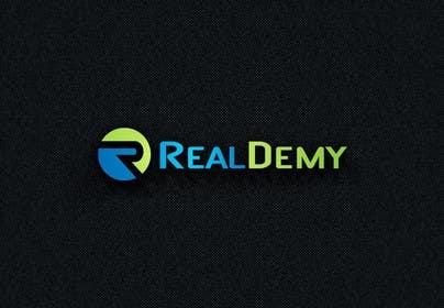 #27 for Realdemy - Logo for mobile app - Real Estate Eucation Online by Thunder18101996
