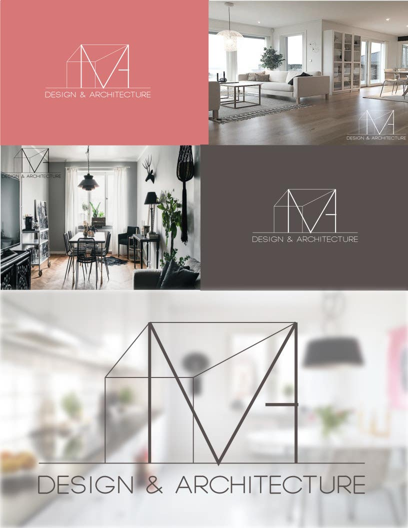 Proposition n°54 du concours Diseñar un logotipo para empresa de diseño arquitectónico