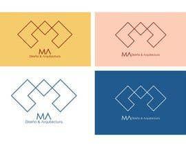 nº 57 pour Diseñar un logotipo para empresa de diseño arquitectónico par ilimar007