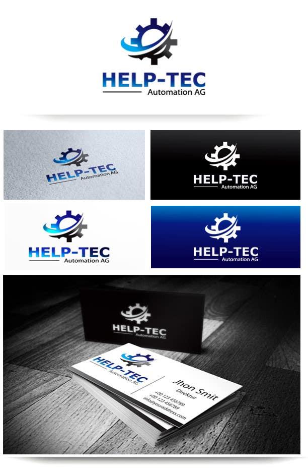 Inscrição nº                                         76                                      do Concurso para                                         Logo Design for HELP-TEC Automation AG