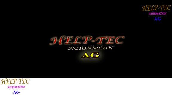 Inscrição nº                                         80                                      do Concurso para                                         Logo Design for HELP-TEC Automation AG