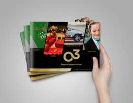 #66 for Corporate Identity & Brand book of o3 by patricashokrayen