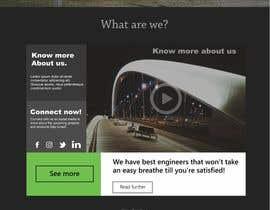 #3 for Design a Website Mockup by kunvarmakkar
