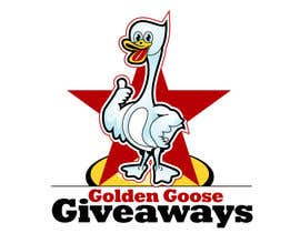 #44 for Golden Goose Giveaways Illustrated Logo by jaywdesign