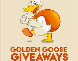 #40 for Golden Goose Giveaways Illustrated Logo by a25126631