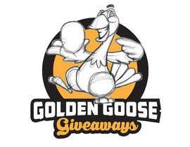 Nro 39 kilpailuun Golden Goose Giveaways Illustrated Logo käyttäjältä MyPrints