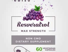 nº 83 pour Logo and Bottle Label Design for Vitamin Supplement par MsHalina