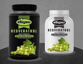 nº 79 pour Logo and Bottle Label Design for Vitamin Supplement par ultralogodesign