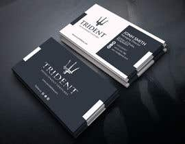 nº 155 pour Design some Business Cards par tihan50513