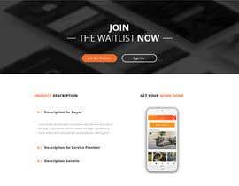 nº 22 pour Design a Website Mockup par xsanjayiitr
