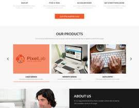 #2 for Design a Website Mockup by adixsoft