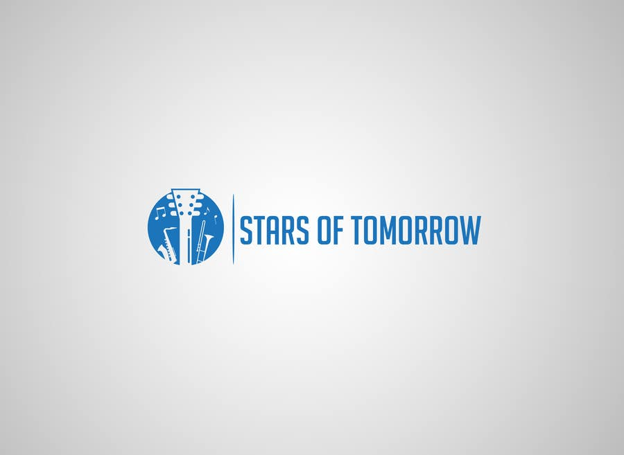 Kilpailutyö #                                        30                                      kilpailussa                                         Stars of Tomorrow - Logo