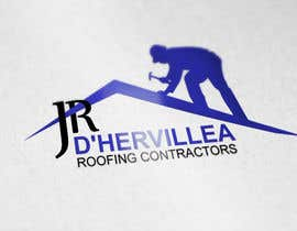 #27 for Design a Logo - Roofing by cutecriminal