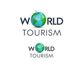 #157 for NEW GLOBAL BRAND - Design a Logo for World Tourism by threebee