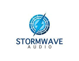 #173 para Logo Design for Stormwave Audio por gadimaciaq
