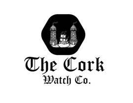 nº 44 pour The Cork Watch Co. Logo par Jhrokon
