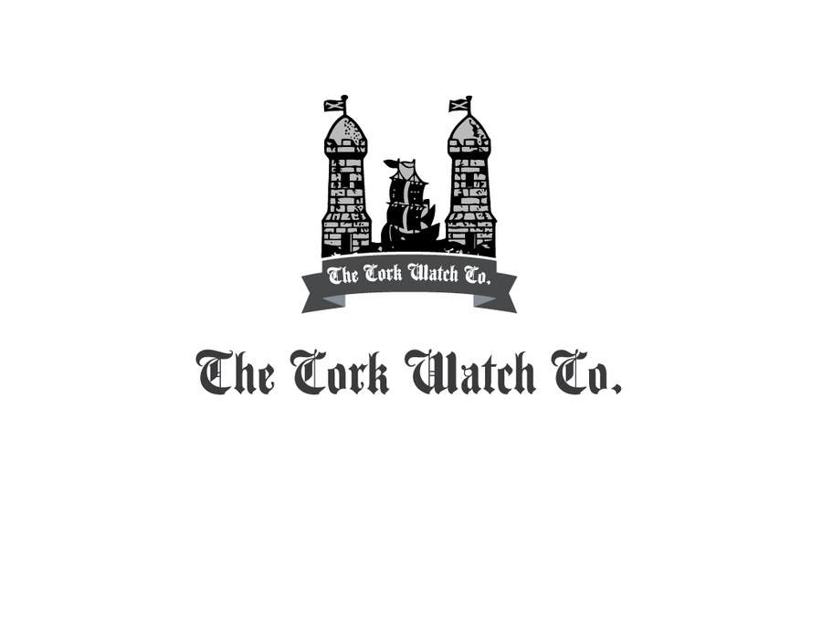 Proposition n°47 du concours The Cork Watch Co. Logo
