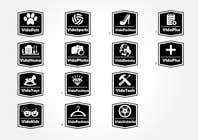 Proposition n° 30 du concours Graphic Design pour Design some Icons