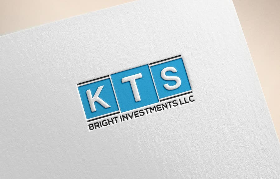 Proposition n°153 du concours KTS Logo for an investment company
