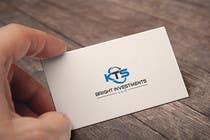 Proposition n° 141 du concours Graphic Design pour KTS Logo for an investment company