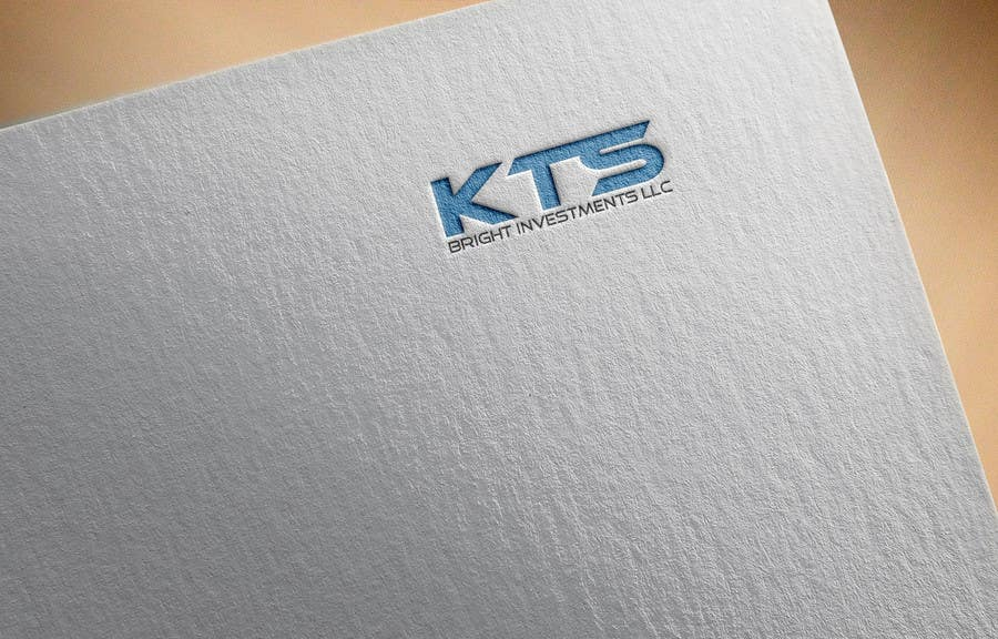 Proposition n°41 du concours KTS Logo for an investment company