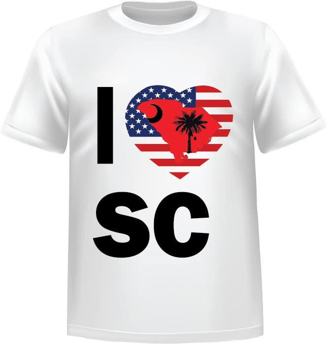 Proposition n°60 du concours Design a T-Shirt