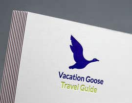 #9 for Design a Logo for Vacation Goose Travel Guide book cover by mrshamsjaman