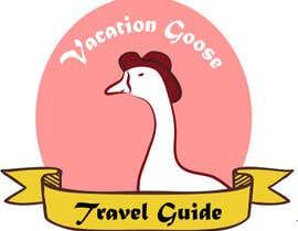 #7 para Design a Logo for Vacation Goose Travel Guide book cover de phihamtck55