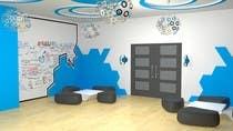 Interior Design Kilpailutyö #14 kilpailuun 3d interior Design for 2 rooms (2 days contest) -- 1000$ project