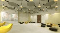 Interior Design Kilpailutyö #10 kilpailuun 3d interior Design for 2 rooms (2 days contest) -- 1000$ project