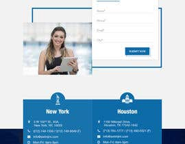 #5 for I need a new landing page designed for my site by pradipchavan