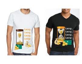 #4 for Design T-Shirt -Money Clock by mdmahinshek9