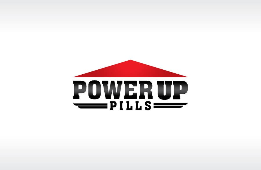 #220 for Logo Design for Power Up Pills by ipanfreelance