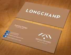 #74 for Design 2 Business Cards (logos & info attached) by shahajulislam360
