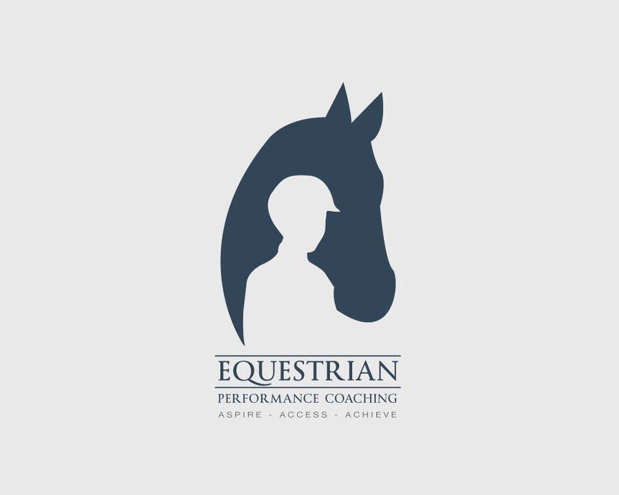 Bài tham dự cuộc thi #                                        142                                      cho                                         Logo Design for Equestrian Performance Coaching
