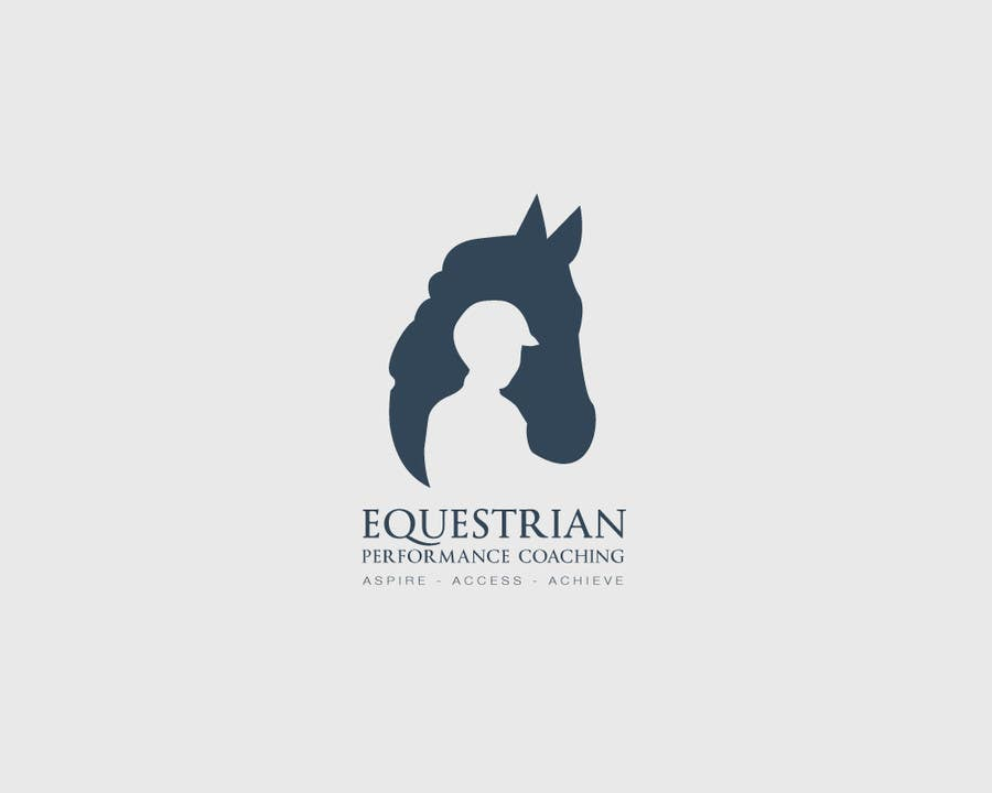 Bài tham dự cuộc thi #                                        92                                      cho                                         Logo Design for Equestrian Performance Coaching